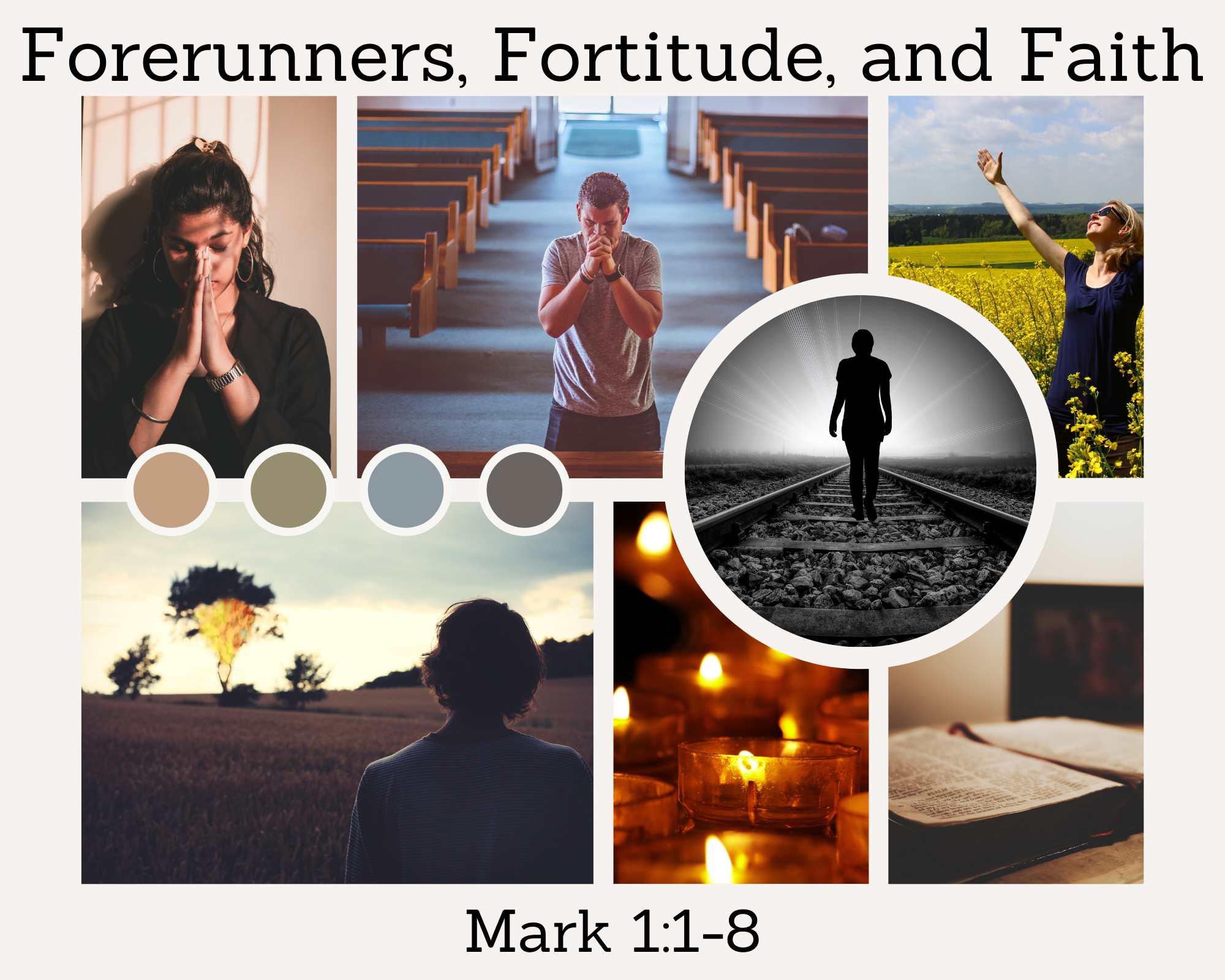 Forerunners, Fortitude, and Faith 12.06.20