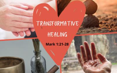 Transformative Healing 1.31.21